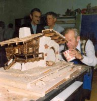 Kassier in den Gründungsjahren: Hans Schindl